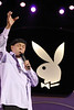 "Singer Al Jarreau performs at the annual ""Playboy Jazz Festival"" 30th Anniversary on Saturday, June 14, 2008<br /> in  Los Angeles, CA<br /> (AP Photo/Earl Gibson III)"