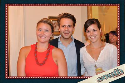 Ashley Newsome, Mitchell Hall, Meredith Sutton