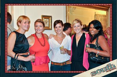 Alicia Howe, Ashley Newsome, Meredith Sutton, Erin Wessling, Anita Akella