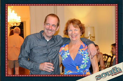 Doug Ordway, Owner, Crazy Horse Savannah Productions; Marion Ordway