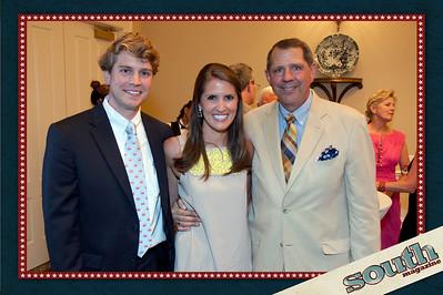 John & Megan Manly, Gage Ochsner