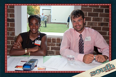 Monique Williams, Seth Patrick