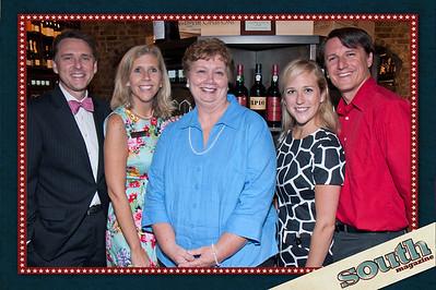 Casey Jone (JCL News), Cindy Burns (CCDS), Kathy Thomson, (CCDS), Jason Usry, Dru Nelson