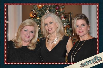 Tricia Smedley, Elaine Seabolt, Debb Brooks