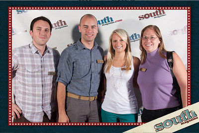 Evan Russell, Jonathan Able, Mandy Livingston, Lisa Scarbrough