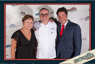 Dr. Kathy Love, Chef Jean, Scott Center