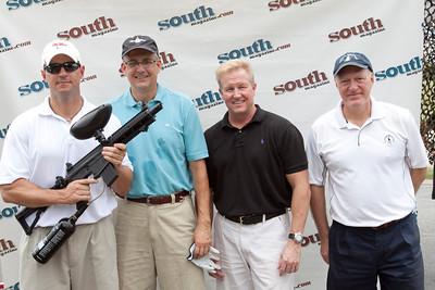 Col. Steve Melton, Col. Speedy Gomez, Col. Hal Davis, Col. David Simons
