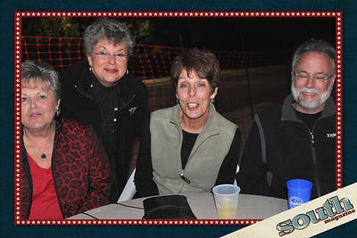 Pam Whitten, Patsy Foster, Roxanne Storie, Chip Hilton
