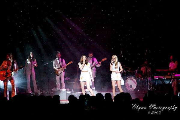 ABBA The Tour - Wardorf Astoria - 1.10.09