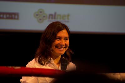 IMGP2658 - Melanie Rieback was jurylid Bedrijven tijdens de #BBA2010