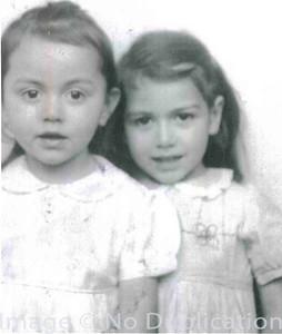 Irene and Georgia