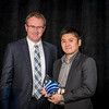 Eric Lo - winner for Advancing Corporate Culture
