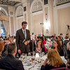 Mayor Don Iveson visits with the award nominees and their guests.