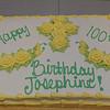 Josephine's 100th Birthday Party