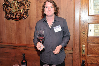 Scott Sterling, Asst. Winemaker, Sunset Hills Vineyard