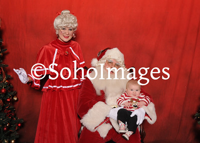 Sunday 2pm Nutcracker Family Portraits 2014