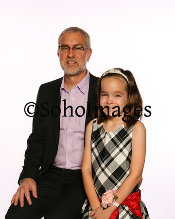 Girl Scout Father Daughter Dance 2016