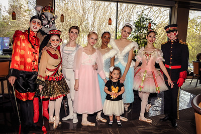 NGB Maestro's Nutcracker Meet & Greet 2016