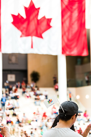 Canada Day 2017 City Hall Events