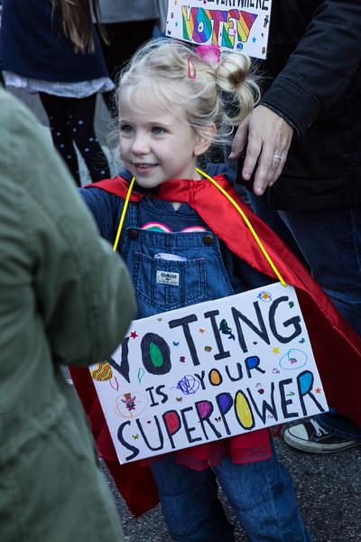 1.20.18 Women's March Los Angeles