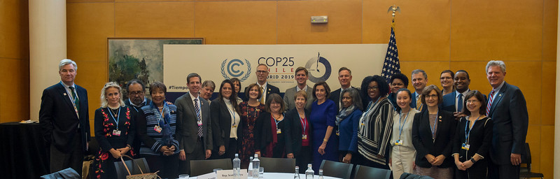 Cop faith-based attendees meeting with U.S. Congressional Delegation