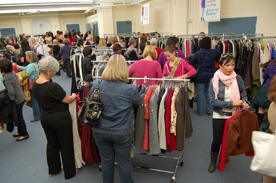 2009 Closet Treasures Sale
