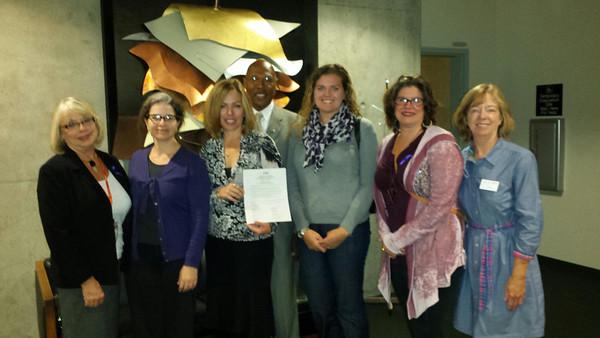 Everett proclamation