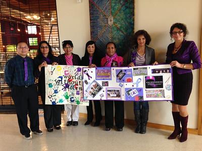 Week Without Violence at YWCA Greenbridge