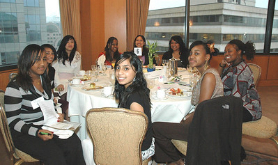 GirlsFirst Breakfast - 2008