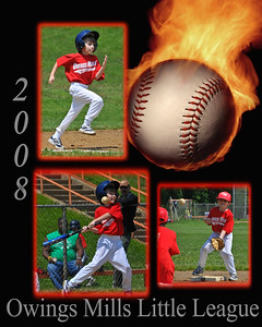 Little league, action photos, photoshop collage; Aspect Photography, Waldorf Maryland, 301-659-3113 Aspect Photography, waldorf maryland. http://www.aspect-photo.com