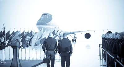 Air Force One,    Aspect Photography, waldorf maryland. http://www.aspect-photo.com