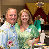 Edgar De La Garza/Texas A&M Univeristy Corpus Christi<br /> Terry Sweeney(left) and Barb Sweeney at the TAMU-CC Casino Night Athletic Fundraiser, Saturday August 08, 2015.