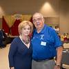Edgar De La Garza/Texas A&M Univeristy Corpus Christi<br /> Patricia Castillo and O.B. Garcia at the TAMU-CC Casino Night Athletic Fundraiser, Saturday August 08, 2015.
