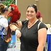 Stefanie Lacy-Deviney during Community Expo.