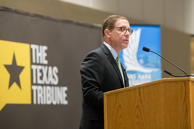 Texas Tribune CEO & Editor In Chief Evan Smith during the Texas Tribune Event, The Environment: The NExt Five Years. Held at TAMU-CC on Monday September 28, 2015.