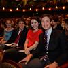 Amber Cox, Wills Layton, Emily Adam and Hicks Layton at the TAMU-CC DSS Bill Nye event. Wednesday October 21, 2015.