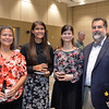 Lynthia Knowles, Emily Knowless, Anna Knowles and Robert Knowles at the TAMU-CC DSS Bill Nye event. Wednesday October 21, 2015.