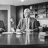 Dr. Eve Layman(left) Dr. Flavius Killebrew and Janet Tysinger.
