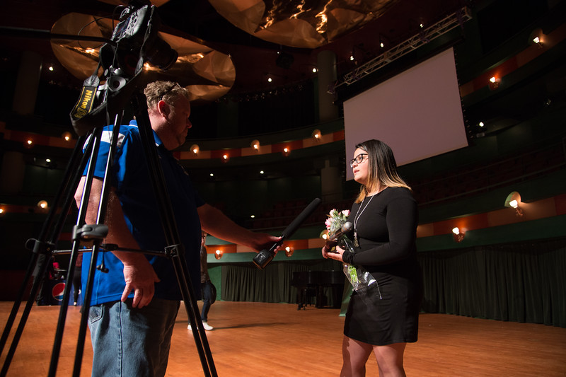 Leah Guerra's interview for winning first place.