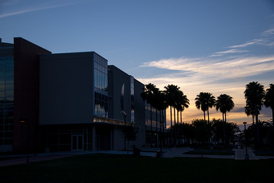 The UC in the evening