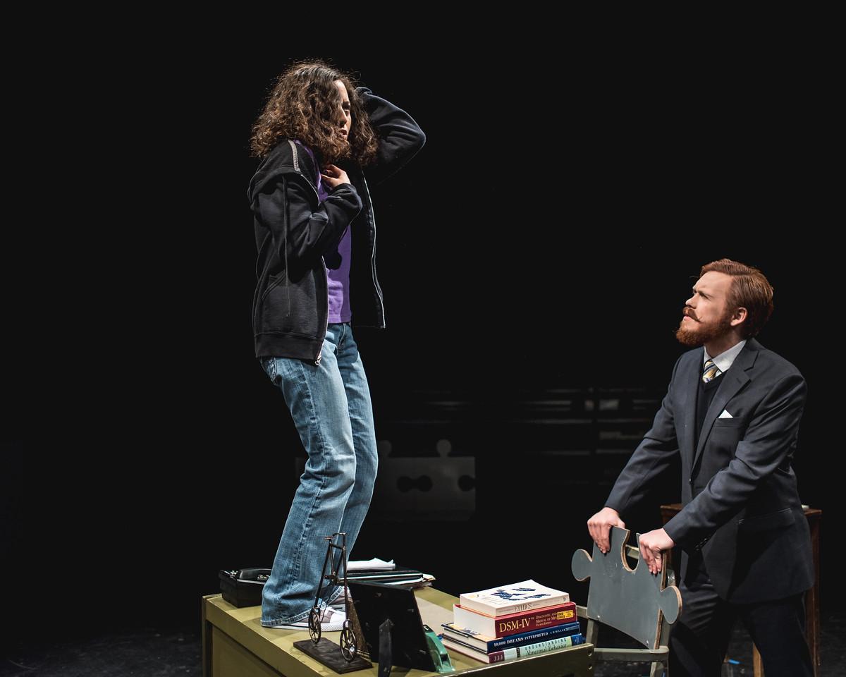Kristina Jaime (Frannie Bascome ) Connor Flynn (Dr.Michaels)