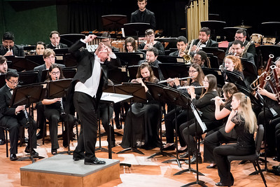 Can you feel the passion of music ? Dr. Brian Shelton, Conductor