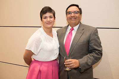 Isla Lara and Gilbert Gonzalez.