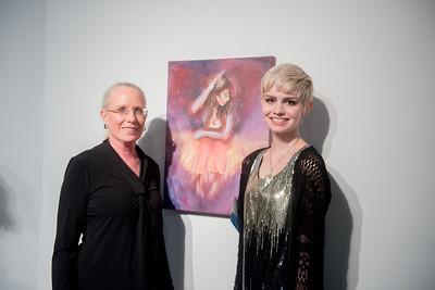 Kathy Killebrew and Macon Sampson