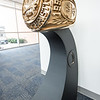 The Islander Alumni Association installed a ring statue located in the University Center. Wednesday January 18, 2017.
