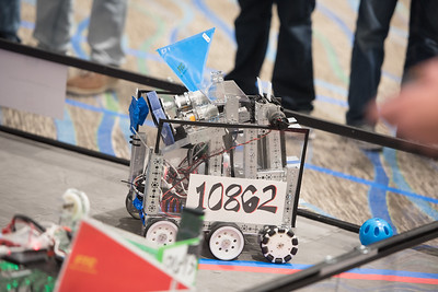 Coastal Bend area students in grades 7-12 developed robots to participate in the FIRST Tech Challenge League Championship. Teams competed in an Alliance format against other teams using a sports model.