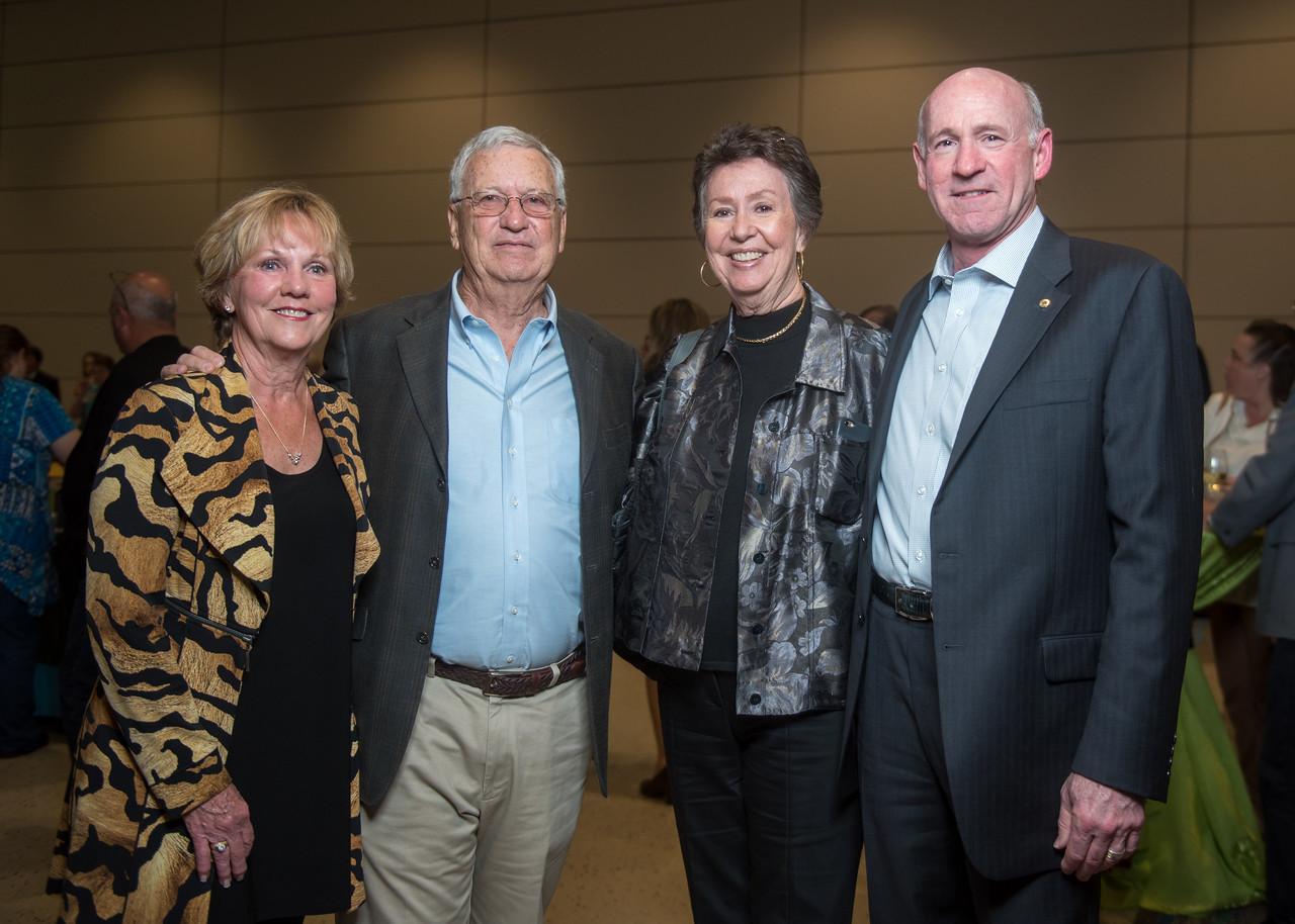 Laura Herring, Ken Herring, Vicki Wilkinson, Fred Wilkinson