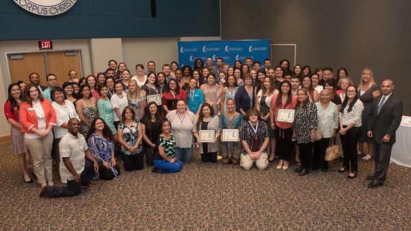 The university's PASS Program held a recognition ceremony for their graduates in the University Center.