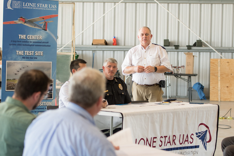 Jerry Hendrix - Executive Director of Lone Star UAS Center of Excellence.