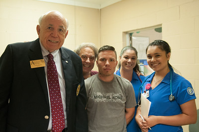 LAREDO, Texas – It was a mission well done for a group of more than 40 students and faculty from the Texas A&M University-Corpus Christi College of Nursing and Health Sciences, who volunteered to provide a concentrated effort of care to those who need it most. From June 19-29, Islander students and faculty, along with members of the Texas A&M Colonias Program and more than 200 U.S. Army personnel, were near Laredo, in Webb County, offering healthcare services, infrastructure enhancements and other services to the improve the quality of life for those living in Colonias. Colonias are rural communities that lack basic living necessities, such as sewer systems, electricity and safe and sanitary housing.